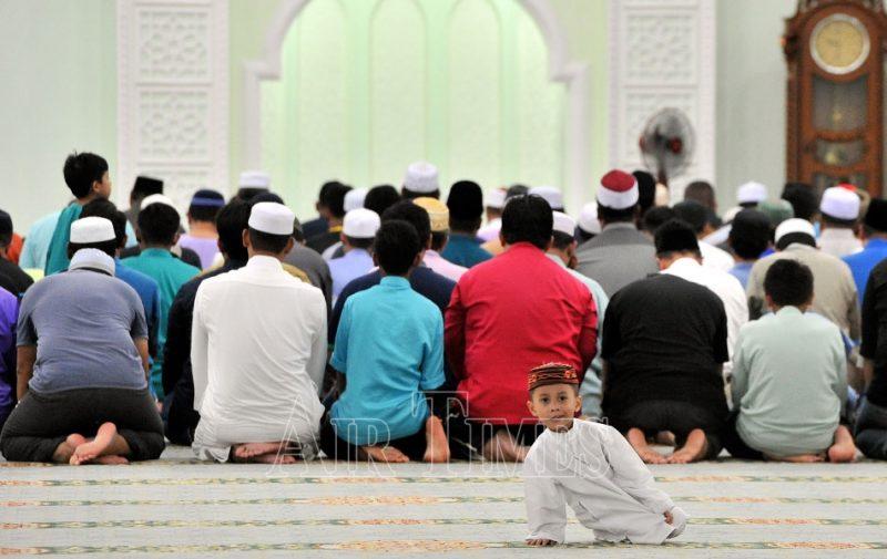 Solat Jumaat Aidilfitri Dibenarkan Di Perak Air Times News Network
